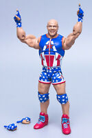 2018 Mattel WWE Elite Series 66 KURT ANGLE Wrestling Figure + Hands | Free S&H !
