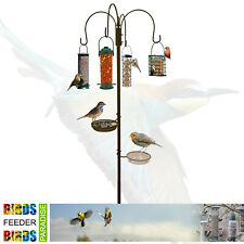 HAMMERTONE WILD BIRD FEEDING STATION HANGING FEEDERS WATER BATH TABLE SEED TRAY