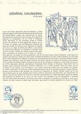DOC. PHILATÉLIQUE - CÉLÉBRITÉS  - 1976 YT 1896