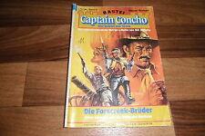 Capitano Concho # 47 -- la forscreek-Fratelli // il ribelle dal Texas 1984