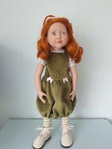 Zwergnase junior wigged doll Sabia 2017 vinyl 50cm
