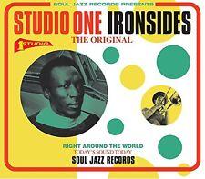 Soul Jazz Records Presents  Studio One Ironsides [CD]