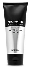 New GRAPHITE Aftershave Balm Bath & Body Works 3.4fl oz/ 100ml