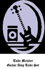 MARSHALL 9200 Monoblock Amp Primo Tube Set 5881 (8)