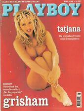 Playboy 5/96 Mai 1996 Tatjana Simic Flodder Star Geburtstagsgeschenk