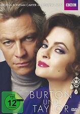 Burton und Taylor / Burton and Taylor - mit Helena Bonham Carter BBC [DVD-Box]