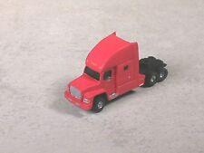 N Scale 2012 Red Ford Semi-Tractor, Semi Truck