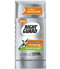 Right Guard Xtreme Defense 5 Anti-Perspirant - Deodorant, 2.60 oz