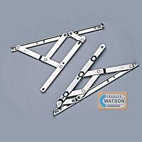 UPVC Friction Hinge Window Stay Top Side Hung Aluminium Timber 8 10 12 16