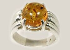 19thC Antique Baltic Cognac Amber 1½ct Stone Gemstone Age Magic Soul