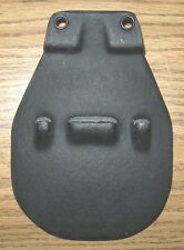"eagle industries large paddle G-CODE holsters black kydex ambi 1.5"" GHS GH"