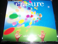 Erasure Solsbury Hill EU CD Single