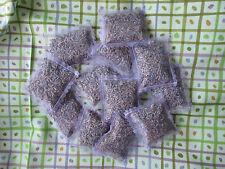 Lavender Sachet, Dried Natural Lavender Buds 12   -p-