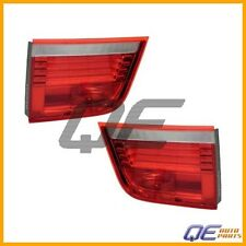 BMW E70 X5 2007-2010 Set Of 2 Tail Light Hatch Mounted OEM Magneti Marelli NEW