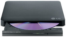 LG External Slim DVD-RW GP50NB40 8X Black