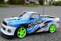Monster Truck Rechargeable 4WD Drift Radio Remote Control Car 1/10 HOT Racing