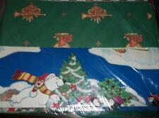 Vintage NOS Christmas Gift Wrap~200 Sq Ft~32 Sheets 30x30~12 Different Designs~B