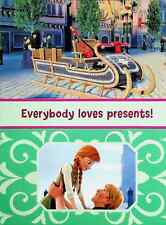 Anna Kristoff - Everyone Loves Presents - Disney Pixar Frozen 2 Mini Poster 8x11