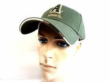 Ashworth Golfman Golf Cap Green
