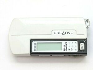 Creative Muvo TX FM Radio Audio Digital 256mb MP3 Media Player