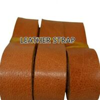 First Layer Cowhide Leather Flat Cord Genuine Real DIY Strap Rope String Crafts