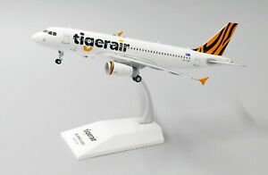 JC Wings 1:200 Tigerair (Australia) Airbus A320-200 'New Colours' VH-VNH