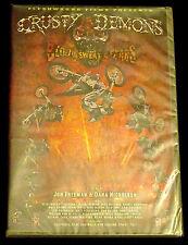 Crusty Demons: Volume 15 - Blood, Sweat & Fears Motorcycle DVD - RARE & OOP