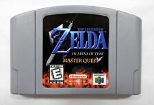 Legend of Zelda: Ocarina of Time - Master Quest Edition N64