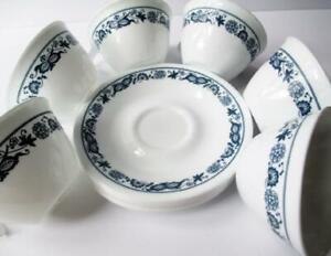 Corelle OLD TOWN BLUE ONION *Choice of > HOOK CUP or CUP SAUCER PLATE Vitrelle