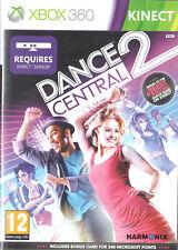 Dance Central 2 Microsoft Xbox 360 12+ juego de música