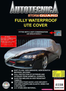 Ute Storm Guard Car Cover Holden Commodore VR VS VU VY VZ VE VF HSV Waterproof