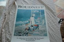 AFFICHE DE L EXPOSITION ROUDNEFF