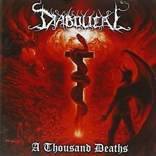 DIABOLICAL - A Thousand Deaths CD