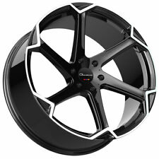 "24"" Giovanna Dalar-X Machined 24x10 Concave Wheels Rims Fits Ford Expedition"
