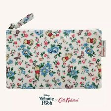CATH KIDSTON x DISNEY Winnie the Pooh & Piglet Purse Make Up Bag Zipped Pouch BN