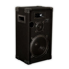 "Podium Pro by Goldwood E1200C Passive Speaker 12"" PA DJ 3 Way Karaoke Home"