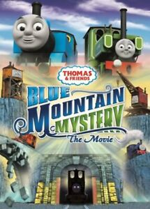Thomas and Friends - Blue Mountain Mystery [DVD][Region 2]