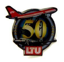 Pin Spilla Compagnia Aerea - LTU 50° Anniversario 1955-2005