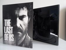 The Last of Us Joel Edition Digipack Case Only,Rare Collectors Item,Naughty Dog