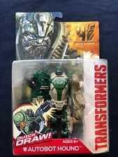 Transformers Age of Extinction Power Attacker Quick Draw Hound MOSC MOC battler