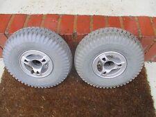 Tage Strider Midi Räder und Reifen hinten