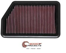 K&N Air Filter for 2010-2015 KIA SPORTAGE 2.0L-1.7L-1.6L and FORTE5 2.0L 33-2451