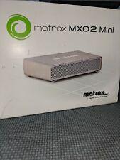 MATROX MXO2 MINI