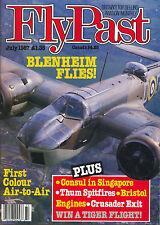FLYPAST MAGAZINE JULY 1987