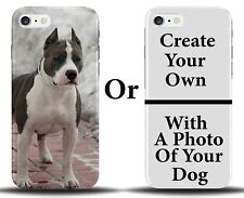 American Staffordshire Terrier Dog Phone Case Cover Dogs Staff Staf Pitbull d117