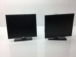 """Dell 1908F 19"""" LCD TFT Flat Screen Monitor"""