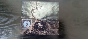 KATAKLYSM - Meditations ltd. DIGI CD + Bonus DVD