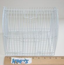 Economy Small Bird Carrier /Cage (case of 30 cages) - Rounded Top- Bird Carrier