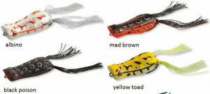Daiwa D-Popper Frog Surface and Topwater Lures ALL SIZES