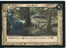 Lord Of The Rings CCG Card RotK 7.U356 Cross Roads